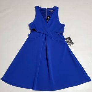 Express BLUE Brand New Dress with Tags